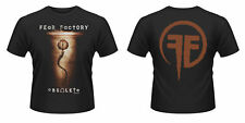 Fear Factory T Shirt Obsolete Official Licensed Mens Black Rock Metal Merch NEW