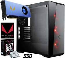 PC Gaming PRO1 RX Intel Core i7-7740X 4.3GHz(4CORE)+16GB+(500GB)M.2 SSD+RADEON V