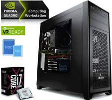 PC WORKSTATION LEVEL1 intel Core i7-7800X 3.5GHz(6CORE)+32GB+(4.50TB)M.2 500SSD/