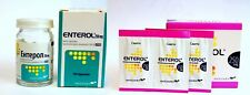 Enterol 250 *10 caps/sachets Treatment of Acute Infections, Diarrhoea, PROBIOTIC