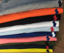 Ralph Lauren Long Sleeve Crew Neck T-Shirt***10 Colour Available*** New
