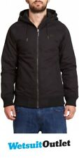Chaqueta de lona Billabong All Day NEGRA Z1JK10