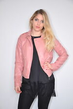 TWIN SET Giacca Chiodo Pelle Donna Jacket Woman SS82BA