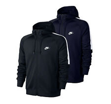 NIKE TRIBUTE FULL ZIP HOODY in NAVY OR BLACK- FREE & FAST DELIVERY