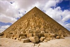 Poster The Great Pyramid of Giza, or Cheops Pyramid - Michael Melford