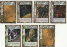 Mythos CCG - RARES Cards (Legends of the Necronomicon) ENGLISH / HP Lovecraft