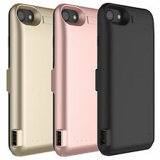 Backup Battery Case External Charger Cover 5800mAh Power Bank For iPhone 8 7 6S