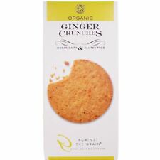 Against The Grain Ginger Crunches 150g