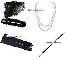 DOWNTON ABBEY 1920 STAGE PRODUCTION PROPS GREAT GATSBY FANCY DRESS ACCESSORIES