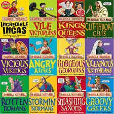 HORRIBLE HISTORIES Picture Story Books - VARIOUS