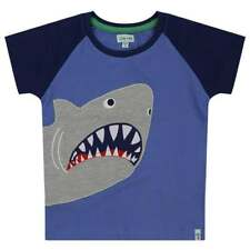 Lilly and Sid T-Shirt Applique Shark