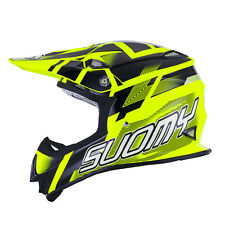 CASQUE CROSS SUOMY MR JUMP SPECIAL YELLOW FLUO / BLACK TAILLE XS < XXL