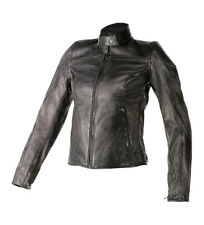 Dainese - Giacca di pelle Pelle Mike Brown Lady Donna ragazza