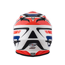 CASCO CROSS SUOMY RUMBLE SERPENTE RED TAGLIA XS < XXL