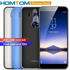 HOMTOM S16 5.5 HD IPS MTK6580 Quad-core Android 7.0 2GB+16GB 13MP Camera 3000mAh