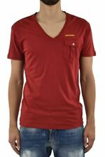 Dsquared2 Men's T-SHIRT Pocket Red - Assorted Sizes