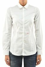 Dsquared2 Women's Shirt Embroidery - Assorted Sizes - White - Made in Italy