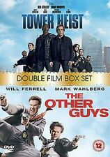 Tower Heist / The Other Chicos NUEVO DVD (8295421)