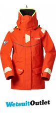 2017 Musto MPX Womens Offshore Jacket FIRE ORANGE SM151W3