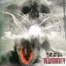 SUBLIMINAL CRUSHER - Newmanity NUOVO CD