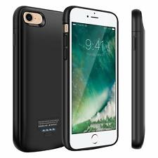 For iPhone 6 6S 7 plus Magnetic Battery Case Cover Back Power Bank Pack Charger