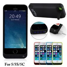 4200mAh External Battery Case Rechargeable Charger Cover Power Bank for iPhone