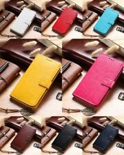 Coque cuir synthétique rabat support housse Oukitel K5000