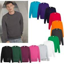 Fruit of the Loom Sweatshirt Shirts Herren Pullover Pulli Shirt M L XL XXL Neu
