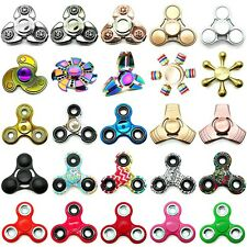 Metal Fidget MANO Spinner anti estrés adhs edc enfoque Hilandero Manual TOY