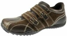 Red Tape Lumburn Brown Velcro Boys Casual Formal School Shoes
