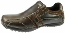 Red Tape Walkham Brown Slip On Formal Shoes School Leather Boys