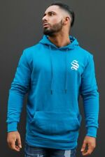 Sinners Attire | Pullover Hoodie | Blue