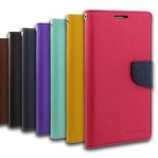 Mercury Wallet Style Fancy Flip Diary Case Cover For Xiaomi Redmi  Note 4