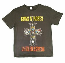 Guns n Roses Appetite Amplified Unisex Official Tee Shirt Brand New Various Size