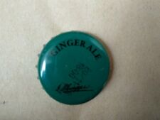 CHAPA TAPON SCHWEPPES GINGER ALE ¡ SPAIN KRONKORKEN BOTTLE CAP CROWN CAP BEER