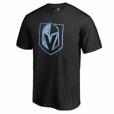 Fanatics Branded Vegas Golden Knights Black Pond Hockey T-Shirt