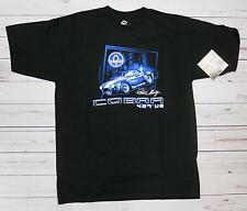 T-shirt Shelby Cobra 427 V8 con cartellino ORIGINALE nera M-L-XL