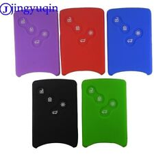 Key Cases Four Buttons Silicone Rubber Covers Blue Key Protector Silica Gel Wrap