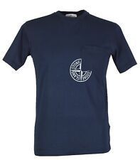 Stone Island Junior Boy`s T-Shirt - 681621257 - Navy