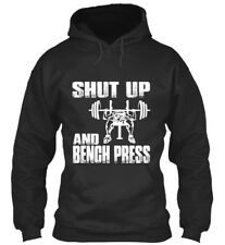 Shut Up And Bench Press 2 - Standard College Hoodie