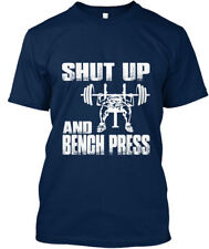 Shut Up And Bench Press 2 Standard Unisex T-Shirt
