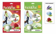 Various sizes Vacuum Scented Plastic Space Saver Bags Compressed Vaccum Pack Vac