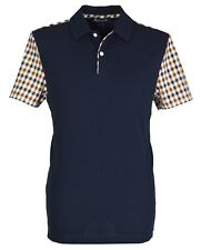 Aquascutum Men`s Rutland Polo Shirt - Navy