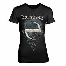 New Official EVANESCENCE - SPACE MAP Girlie T-Shirt