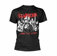 New Official RANCID - HONOR IS ALL WE KNOW T-Shirt