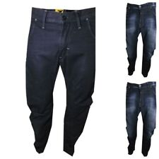 jeans g star raw uomo arc loose tapered engineered cuciture ergonomiche largo