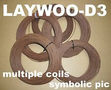 Laywood Laywoo-D3 Holz wood filament, das Original, edu-kit 0.5 kg, 1.75 / 3 mm