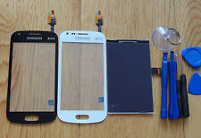 PER SAMSUNG GALAXY tendenza PLUS LCD Display GT-S7580 / Duos GT-S7582 + TOUCH