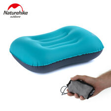 Pillow Inflatable Air Neck Cushion Travel Camping Head Rest Nap Outdoor Portable