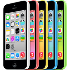 Apple iPhone 5c 16GB , 32GB - Unlocked SIM Free Smartphone Various Colours
